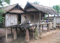 Kenkup village (South-East Laos) - EC